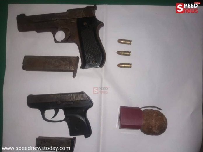 Arms, ammunition recovered from Pepsu area in Kokrajhar